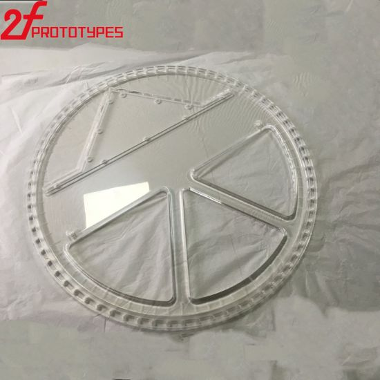 PMMA Parts Transparent Parts PC Parts CNC Machining Parts