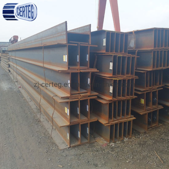Hot Rolled Carbon Steel H Beam for Building Material