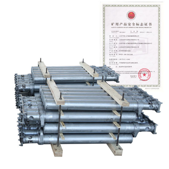 3.5meters Dw Series Injection Single Hydraulic Prop for Coal Mining
