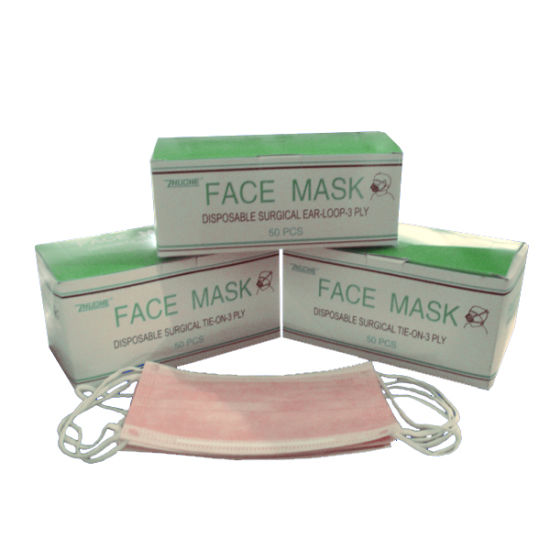 mchoice 50 pcs disposable earloop face mask