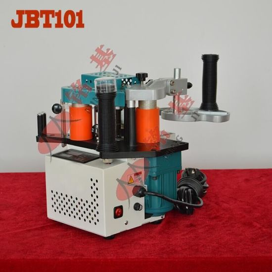 Portable Mini Manual Edge Banding Machine pictures & photos