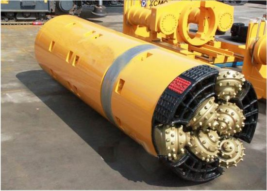China Factory of (TRM) Tunnel Roller Cutter for Pipe Jacking