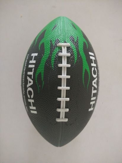 1# Rubber Sports Amenica Football pictures & photos