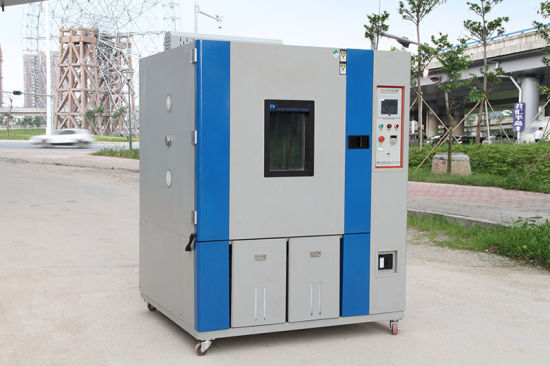 Environmental Climatic Test Chamber with Temperature and Humidity Controller pictures & photos