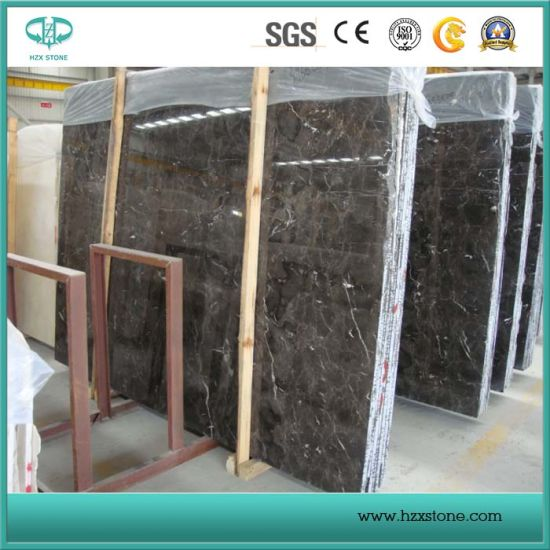 Chinese Emperador Dark Marble Slabs/Brown Marble Tile for Flooring and Wall Cladding pictures & photos