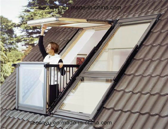 Cy Aluminum Frame Skylight Roof Window