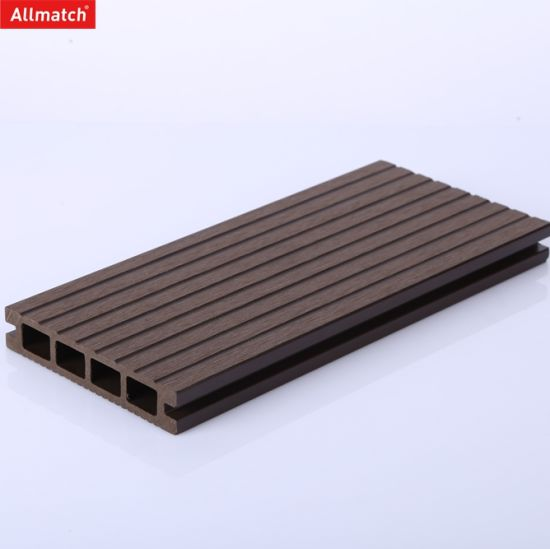 Plastic Wood Good Price Wood Plastic Composite WPC Decking pictures & photos