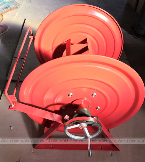"Fire Hose Reel with 1""*25m Rubber Hose pictures & photos"
