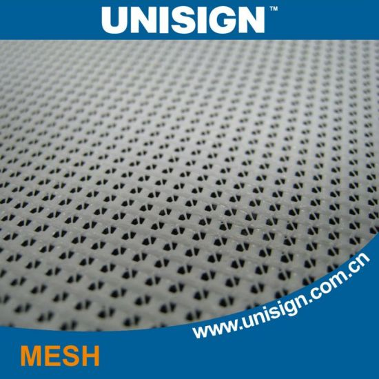 5m Mesh Fabrics for Building Advertising pictures & photos