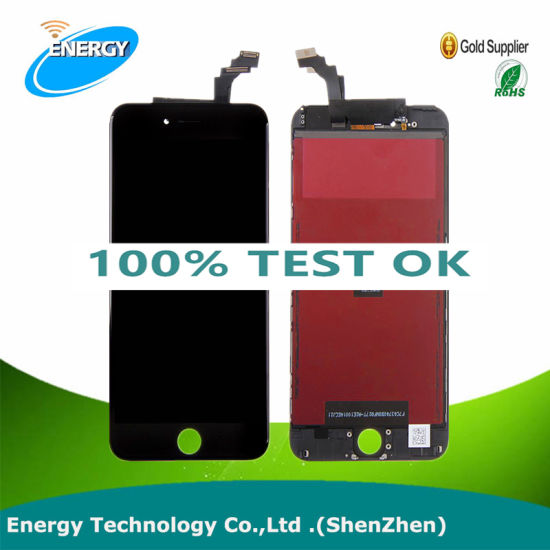 Wholesale China Factory for iPhone 6plus LCD Touch Screen Display Digitizer Mobile Spare Parts