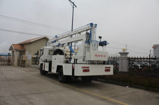 Aerial Work Vehicle 20m Boom Lift pictures & photos