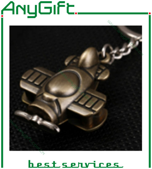 Stock Mould Metal Keychain with Customized Logo pictures & photos