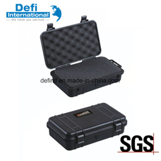 Safety ABS Plastic Tool Case Hard Equipment Case