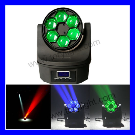 LED Lighting 6PCS*15W RGBW Moving Head Light pictures & photos