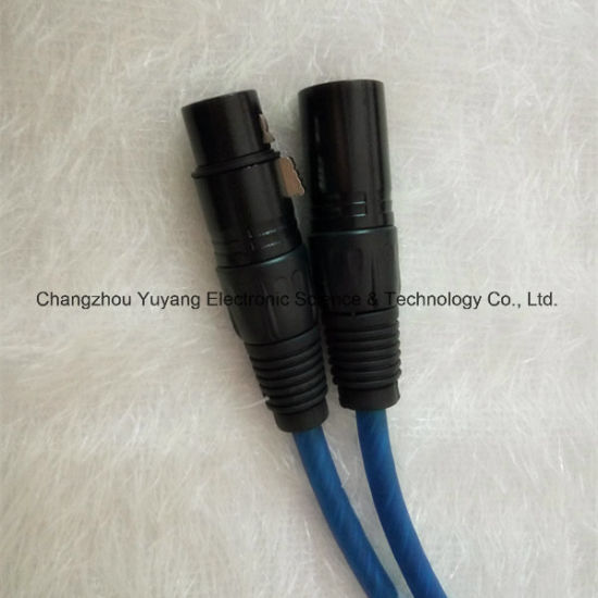 Groovy China 3 Pin Male To Female Xlr Speaker Cable Microphone Sound Wiring 101 Mentrastrewellnesstrialsorg