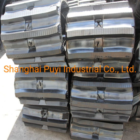 320X90X58 Dumper Rubber Track for Canycom S25A & Ihi IC30 pictures & photos