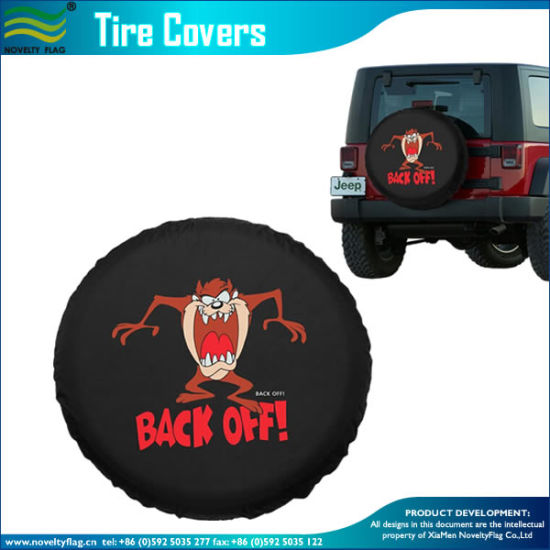 Wheel Decoration Covers, Outdoor Tire Cover, Spare Wheel Covers (J-NF39F22007) pictures & photos