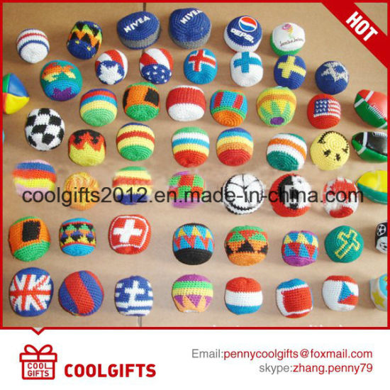 Fashion Juggling Ball, Suede Fabric Freestyle Football, Soft Stuffed Kick Balls pictures & photos