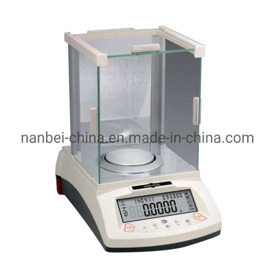 LCD Display High Precision Electric Balance with CE Approved pictures & photos