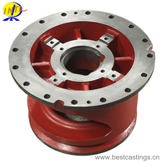 OEM Custom Precision Steel Sand Casting Part pictures & photos