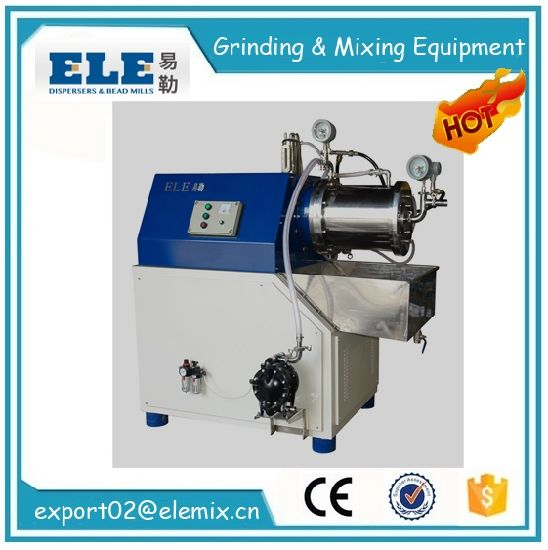 Minimum Zirconia Sand Rolling Nano Grinding Mill for Technical Ceramic