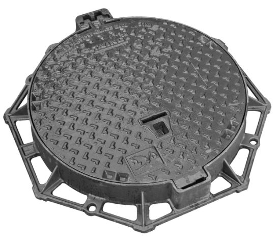 Heavy Duty Rectangular/Round/Square Cast Iron Manhole Cover