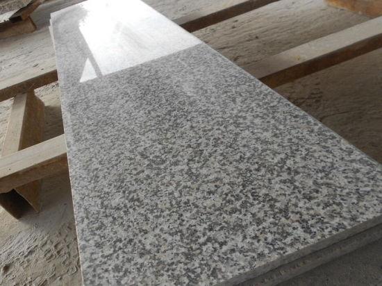 China Competitive Factory Price Light Grey G623 Paver Granite