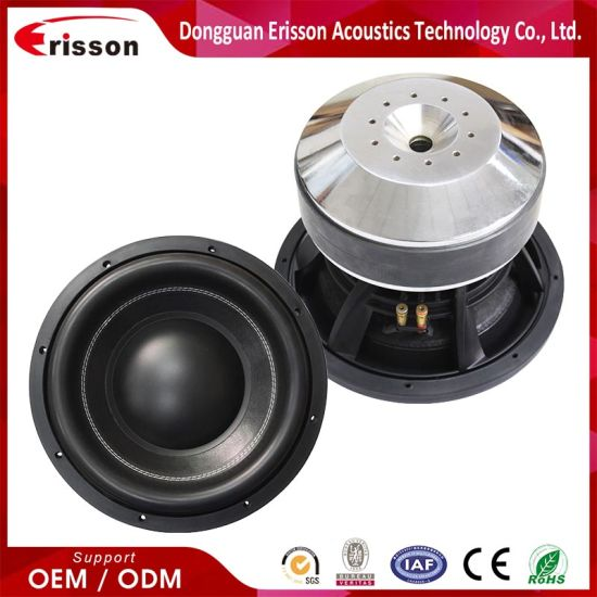 12 Inch 5000watts Car Audio Speaker Subwoofers for Car
