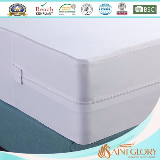 Waterproof Baby Used High Quality Mattress Cover Encasement Protector