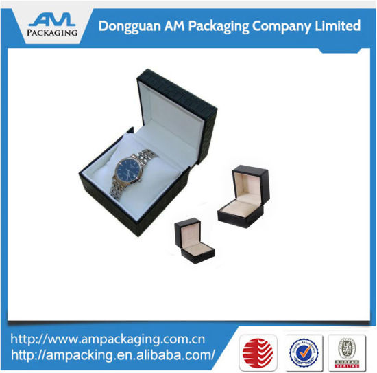 Foam Insert Cardboard Ladies Unique Wrist Watch Box Packaging pictures & photos