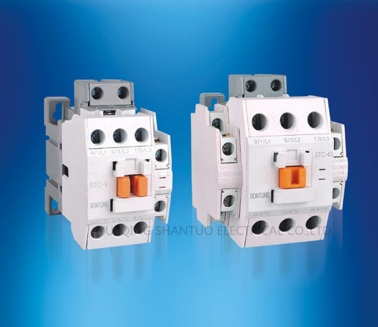 High Quality 220V Magnetic Contactor pictures & photos