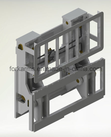 Hinged Forks Tilting Fork Forklift Attachment pictures & photos