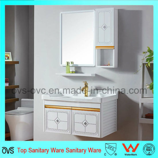 . China Cheap Price Modern Vanity Bathroom Cabinet Designs   China