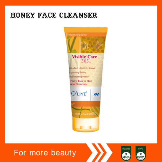 Would Honey as a facial cleanser remarkable, this