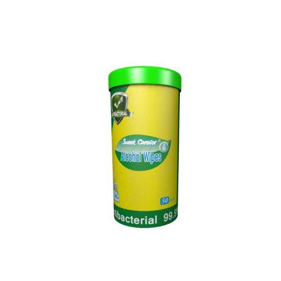 Alcohol Disinfecting Wipes 75% Alcoholic Tissues Alcohol Wipe Disinfectant Anti Bacterial Disinfection Wet Wipes 100PCS 200PCS/250/800/1000/2000/3000PCS/Caniste