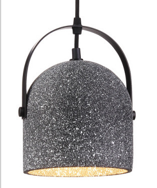 Factory Direct Retro Colorful Terrazzo Hanging Pendant Light for Wholesale