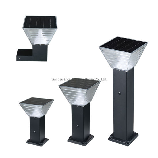 Die-Casting Aluminum LED Solar Garden Light