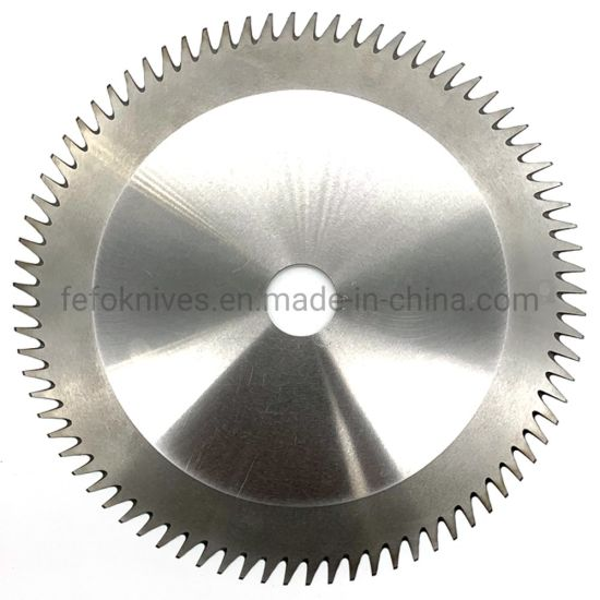 China Rubber and Tire Bias Cutter Blades
