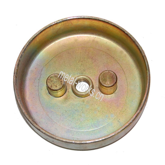 Metal Stampings, Shock Absorbing Part, Vibration Absorbing Component (WP0007)
