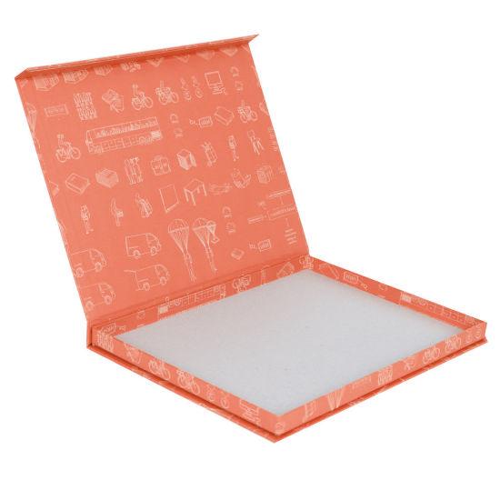 Custom A4 Large Big Cardboard Scarves T Shirt Waist Trainer Corset Packaging Box