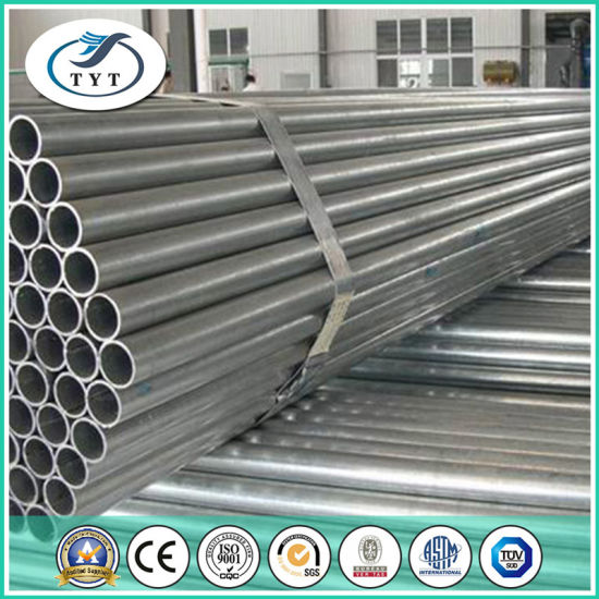 Hot-Dipped Galvanized Welded Steel Pipe pictures & photos