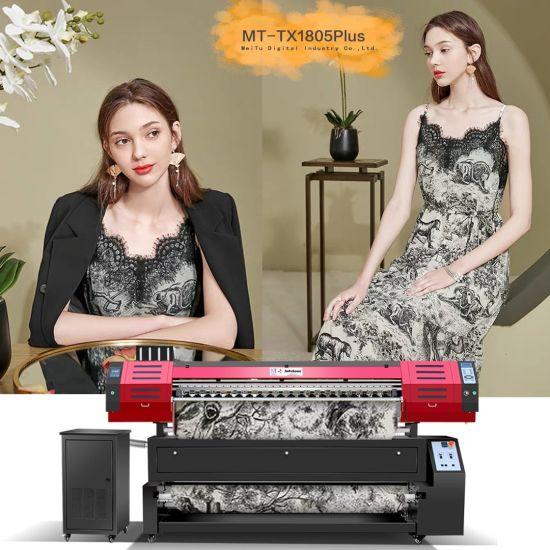 Digital Large Format Sublimation Printer for Fabric Cotton Home Textile Application
