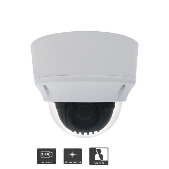 Fsan 2MP 10X 4'' IR Infrared Outdoor HD Network High Speed IP PTZ Camera