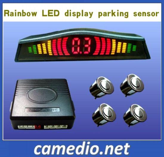 Reverse Aid Auto Parking Sensor with Digital LED Display (L208)