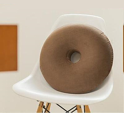 Prostate Care Round Donut Car Seat Memory Foam Cushion