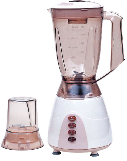 Hot Selling Unbreakable PC Electric Fruit Blender and Food Chopper