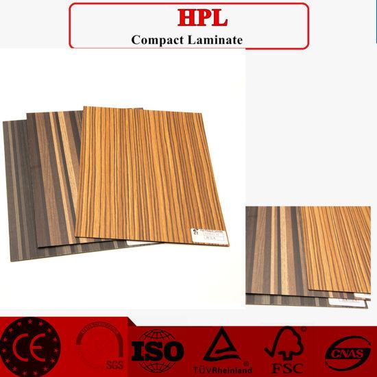 Ordinaire Wooden Grain HPL Used For Door Skin Cabinet Skin