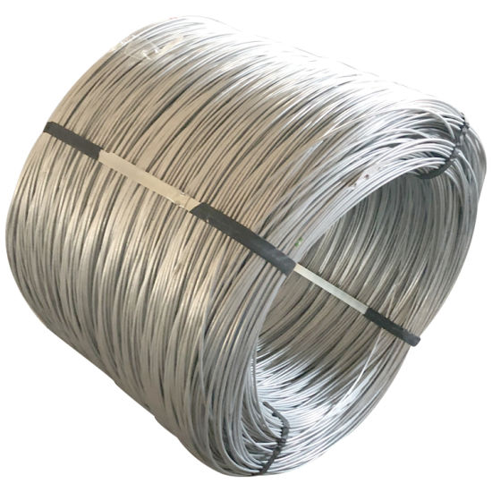 BS Standard Hot Dipped Galvanized Iron Steel Binding Wire 1.2 mm
