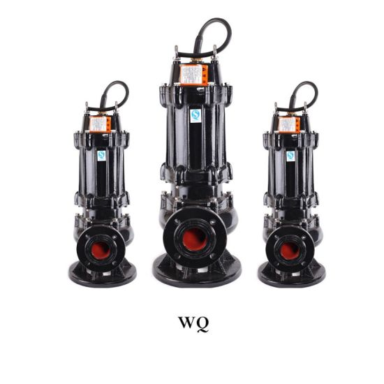 High Quality Wq Submersible Sewage Submersible Pump Sewage Pump Price pictures & photos