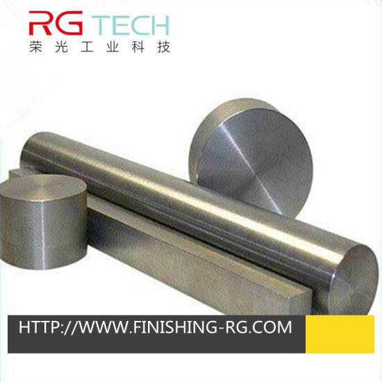 Durable Using Round/Flat/Square Titanium Alloy Rod for Aerospace